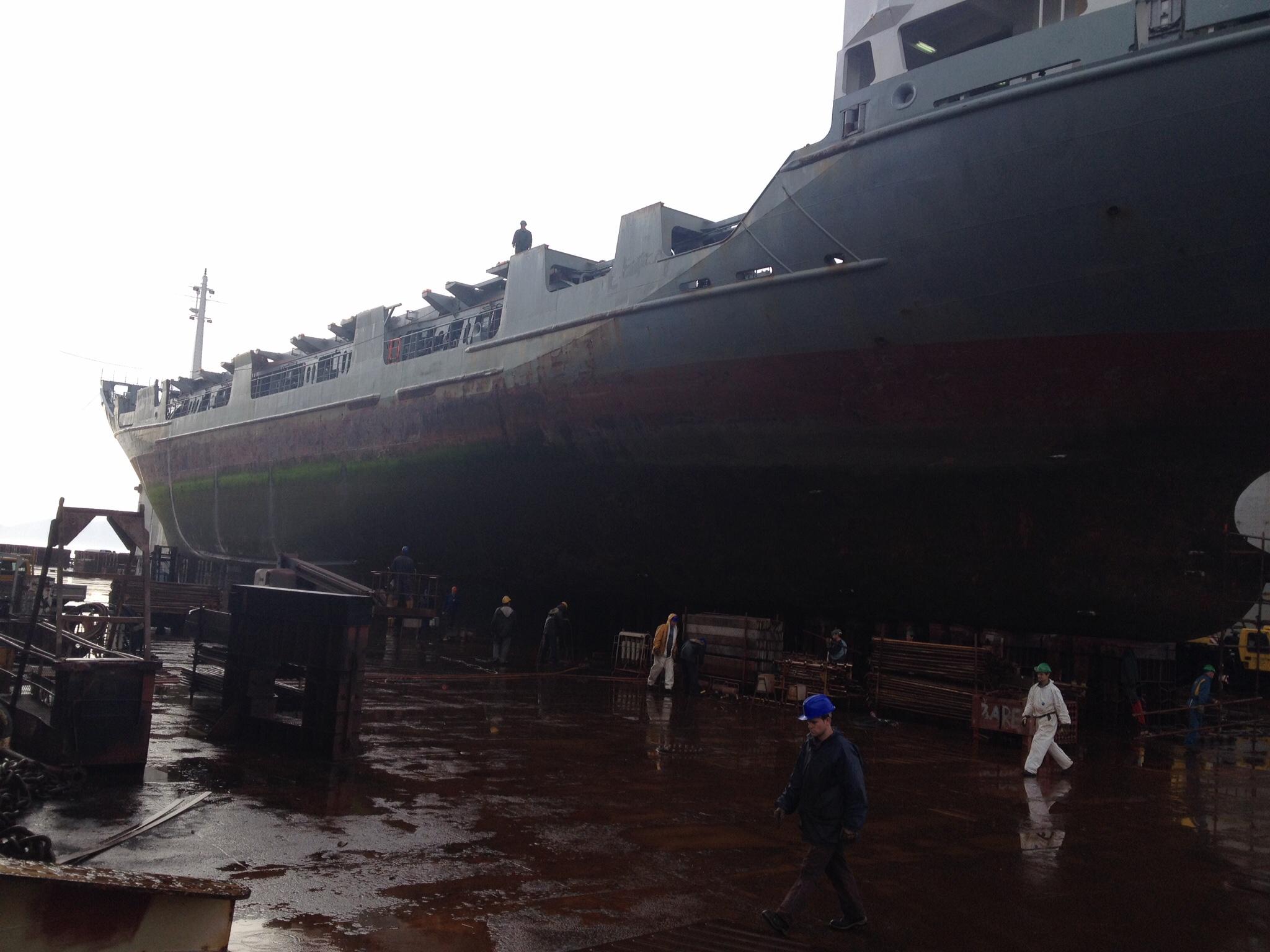 Viktor Lenac Shipyard